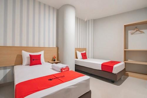 Hotel Bandung Twin Room